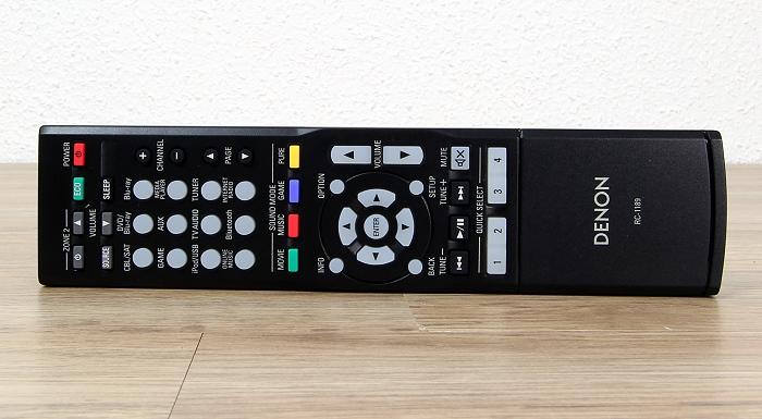 Denon AVR-X1300W Fernbedienung