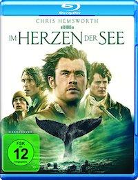 Im Herzen der See Blu-ray Disc