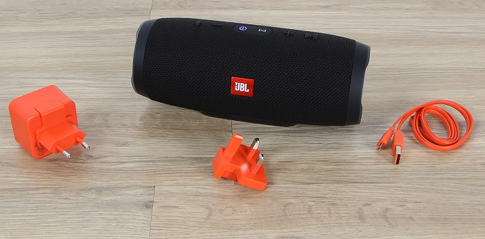 JBL Charge 3 Lieferumfang