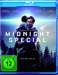 Midnight Special Blu-ray Disc