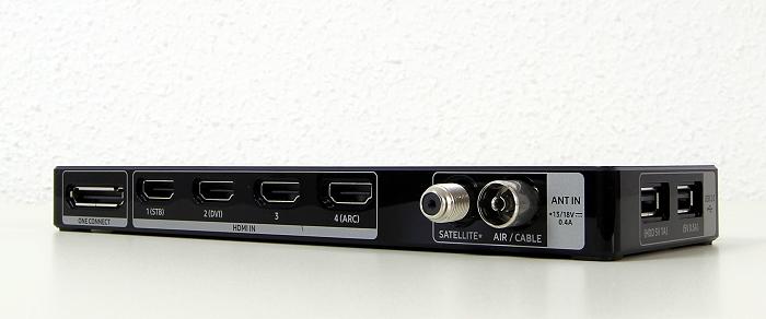 Samsung UE55KS7590U One Connect Box2