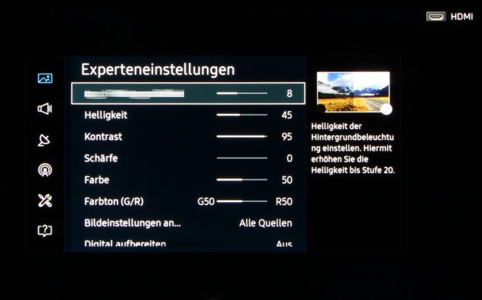 Samsung UE55KS7590U Screenshot 16