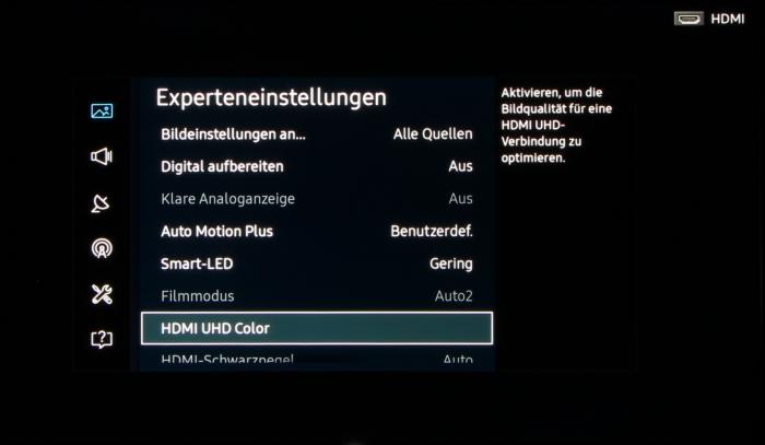 Samsung UE55KS7590U Screenshot 17