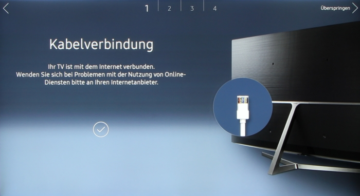 Samsung UE55KS7590U Screenshot 4