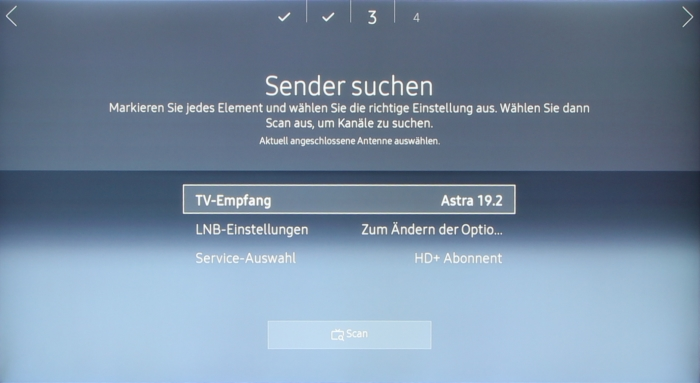 Samsung UE55KS7590U Screenshot 8