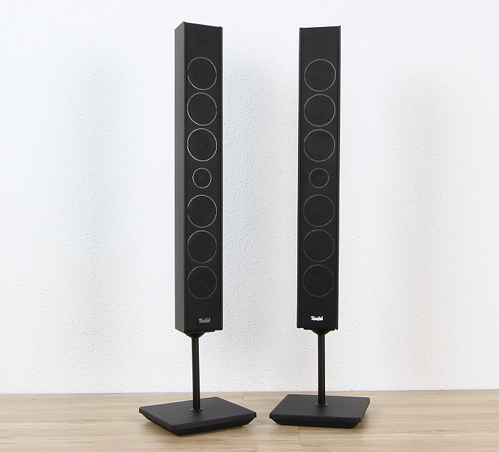 Teufel Varion 5.1 Set Surround Gruppenbild