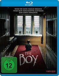 The Boy Blu-ray Disc