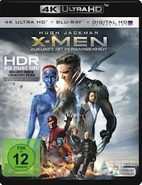 X-Men Zukunft ist Vergangenheit Ultra HD Blu-ray