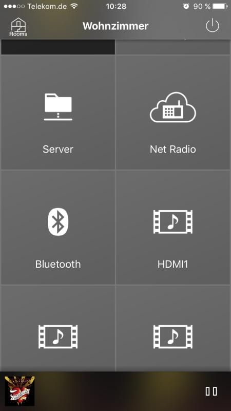 Yamaha MusicCast App 9