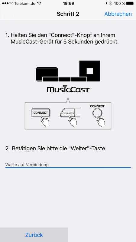 Yamaha MusicCast App_neu11