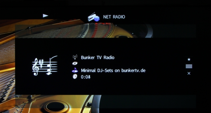 Yamaha RX-A860 Screenshot 26
