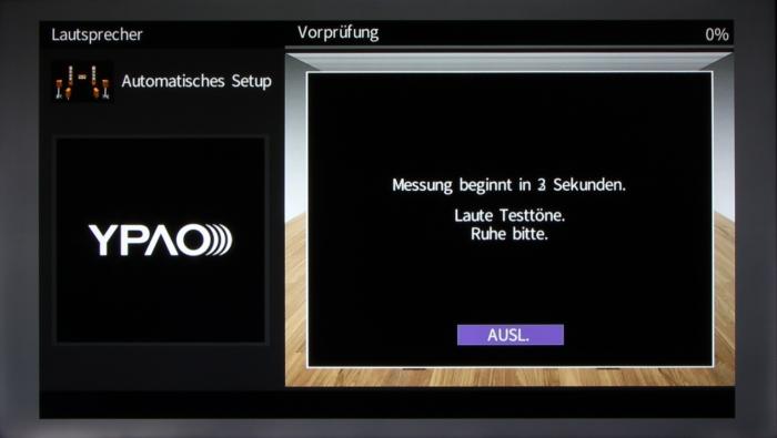 Yamaha RX-A860 Screenshot 4
