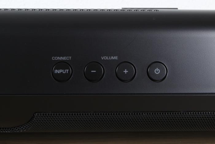 Yamaha YSP-5600 Bedienelemente Oberseite
