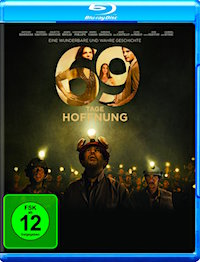 69 Tage Hoffnung Blu-ray Disc