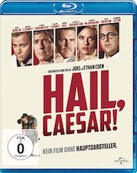 Hail Caesar Blu-ray Disc