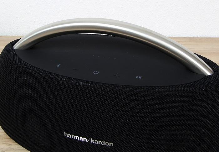 Harman Kardon Go + Play Buegel Bedienelemente2