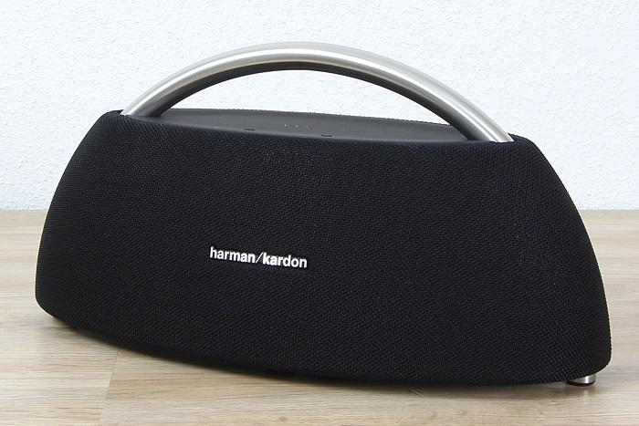 Harman Kardon Go + Play Front Seitlich2