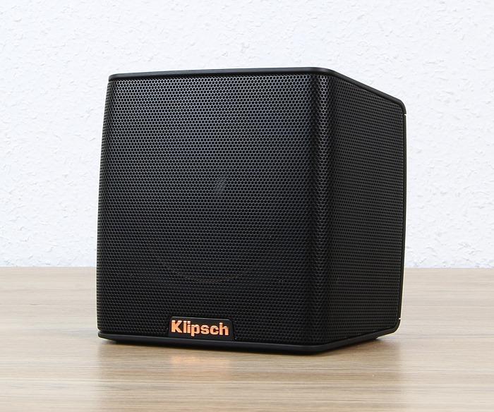 Klipsch Groove Front Seitlich4