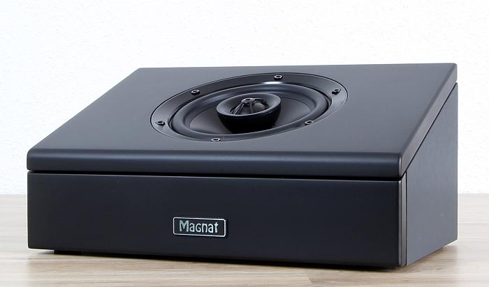 Magnat Cinema Ultra THX AEH 400-ATM Front Seitlich2