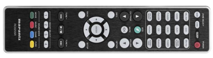 Marantz SR6011_remote