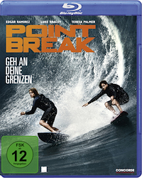 Point Break Blu-ray Disc
