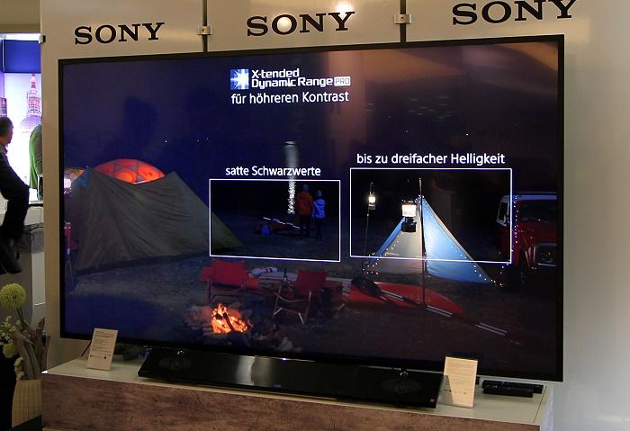 Sony KD85XD8505BAEP 2