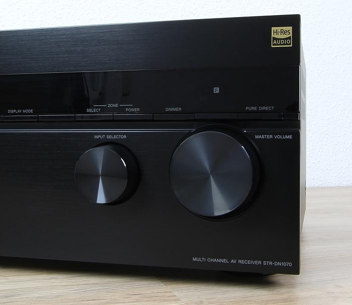 Sony STR-DN1070 Bedienelemente Front1