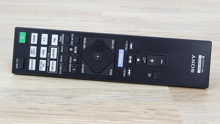 Sony STR-DN1070 Fernbedienung