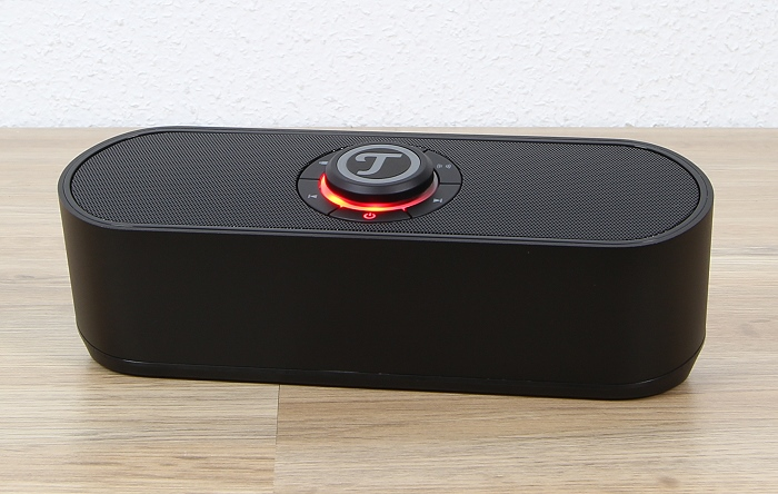 Teufel Bamster Pro Front Seitlich2