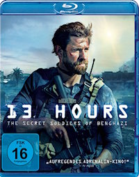 13 Hours Blu-ray Disc