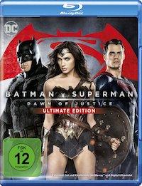 Batman v Superman - Dawn of Justice Blu-ray Disc
