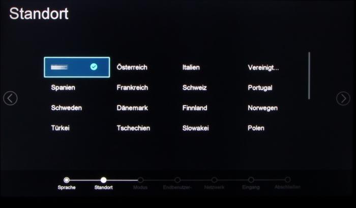 Hisense LTDN65K700XWTSEU3D Screenshot 2