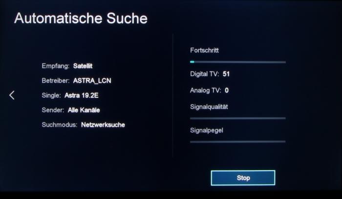 Hisense LTDN65K700XWTSEU3D Screenshot 9