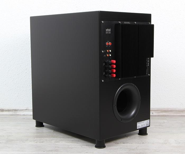 Nubert nuLine Set 2016 nuLine AW-1100 Rueckseite Seitlich