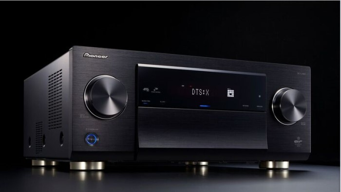 Pioneer SC-LX901 Black