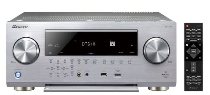 Pioneer SC-LX901 Silver