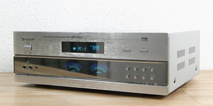 Auna AMP-5100 Front Seitlich1