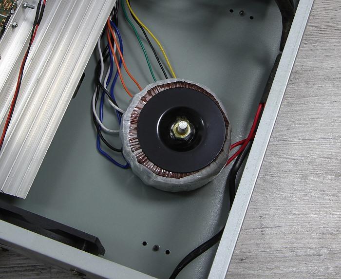 Auna AMP-5100 Innenleben1