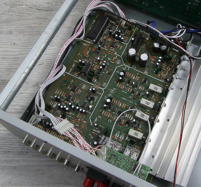 Auna AMP-5100 Innenleben3