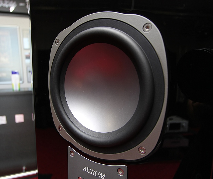 Aurum Titan R9 Mitteltoener