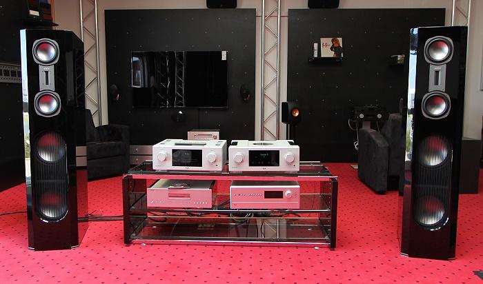 xxl test 3 wege druckkammer bassreflex box quadral aurum titan 9 mit qusense b ndchen. Black Bedroom Furniture Sets. Home Design Ideas