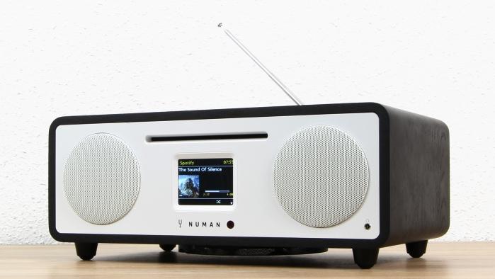 TEST: Numan Two U2013 2.1 Internet Radio Mit CD Laufwerk, WLAN, Bluetooth, USB  Und DAB+ Tuner | AREA DVD