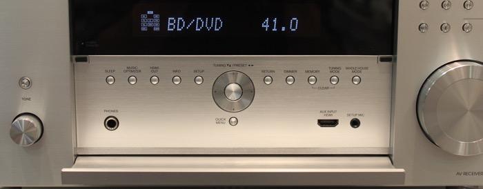 Onkyo_TX_RZ3100_display_ bedien_vorne