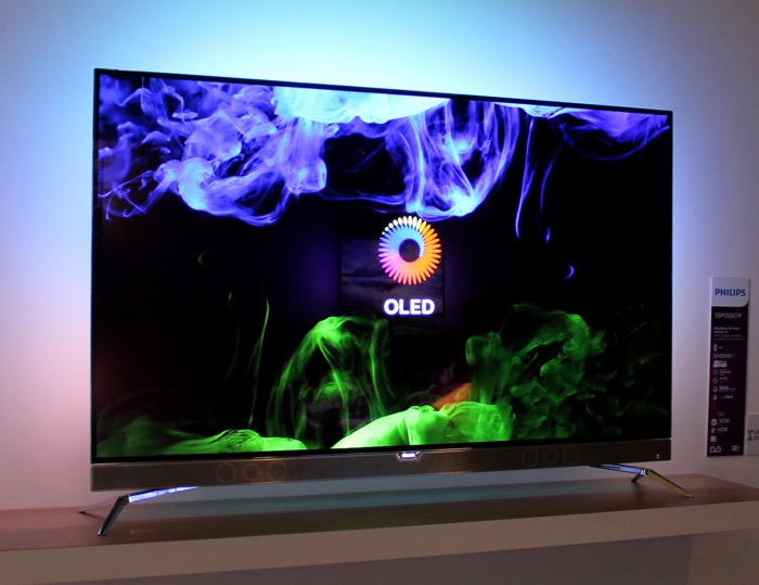 IFA SPECIAL Philips OLED TV 55POS901F Fur 3499 EUR