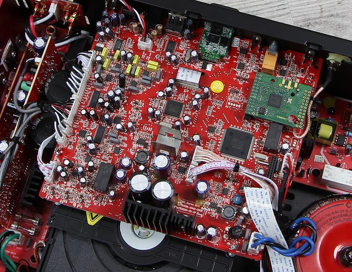 Teufel Combo 62 KB62CR Innenleben2