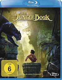 The Jungle Book Blu-ray Disc