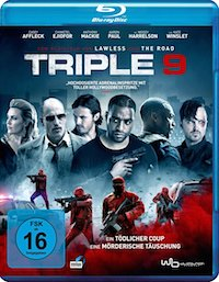Triple 9 Blu-ray Disc