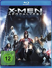 X-Men - Apocalypse Blu-ray Disc