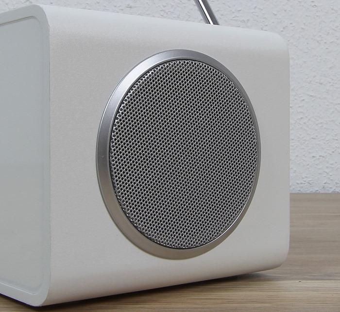 Auna DABStep Speaker Seitlich