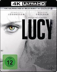 Lucy Ultra HD Blu-ray